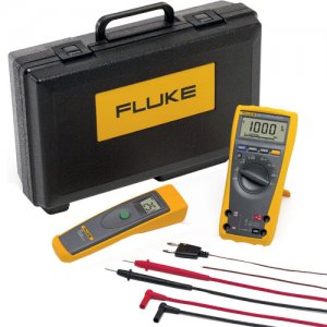 fluke-179-61-electricians-combo-kit-multimeter-and-infrared-thermometer-kit