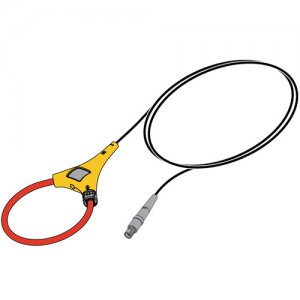 fluke-3310-pr-tf-5000a-flex-thin-flex-current-probe-2-feet-long-for-the-fluke-1750-power-recorder