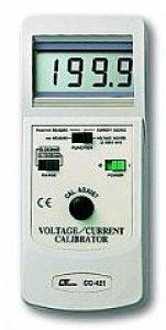lut0009-cc421-voltage-current-calibrator